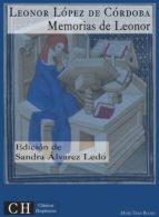 memorias (ebook)-leonor lopez de cordoba-9783945282274