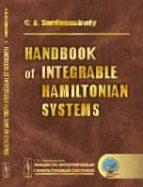 El libro de Handbook of integrable hamiltonian systems autor G. A. SARDANASHVILI DOC!
