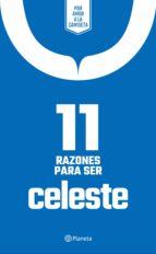11 razones para ser celeste (ebook)-9786070746574