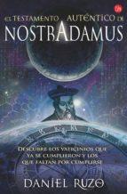 el testamento auténtico de nostradamus (ebook)-daniel ruzo-9786071110374
