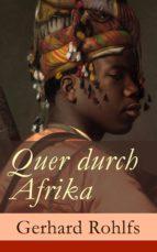 QUER DURCH AFRIKA - VOLLSTÄNDIGE AUSGABE