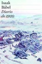 diario de 1920 (ebook)-isaak babel-9788408097174