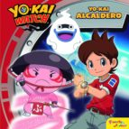 yo-kai watch. yo-kai alcaldero (ebook)-9788408179474