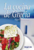la cocina de grecia (ebook)-miguel alcobendas-9788415329374