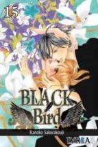 black bird nº 15 kanoko sakurakouji 9788415680574