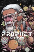 El libro de Prophet 03: imperio autor BRANDON GRAHAM DOC!