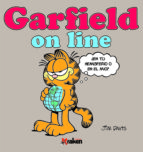 garfield on line-jim davis-9788416435074