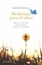 medicinas para el alma isabela herranz perez 9788416694174
