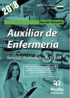 auxiliar de enfermería del servicio extremeño de salud. test del temario-9788416963874