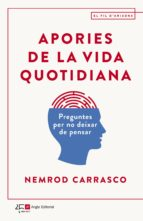 apories de la vida quotidiana (ebook)-nemrod carrasco-9788417214074