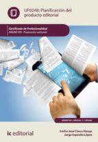planificación del producto editorial. argn0109 (ebook) 9788417224974