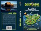 El libro de Galicia 2018 (guia azul) 8ª ed. autor JESUS GARCIA TXT!