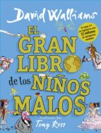el gran libro de los niños malos (ebook) david walliams 9788417460174