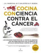 cocina con ciencia contra el cáncer 9788417558574