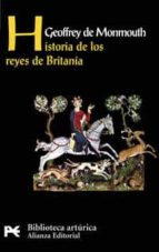 historia de los reyes de britania geoffrey de monmouth 9788420656274