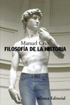 El libro de Filosofia de la historia autor VV.AA. PDF!
