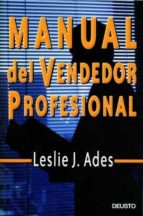 manual del vendedor profesional leslie j. ades 9788423421374