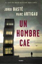 un hombre cae (ebook)-jordi baste-marc artigau-9788425355974