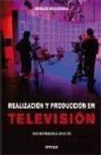 realizacion y produccion de television gerald millerson 9788428214674
