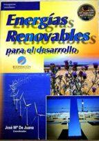 energias renovables para el desarrollo 9788428328074