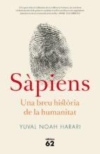 sapiens (edició rústica)-yuval noah harari-9788429775174