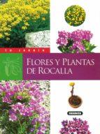 flores y plantas de rocalla 9788430599974