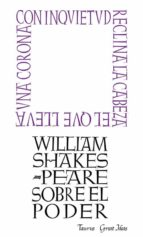 sobre el poder-william shakespeare-9788430600274