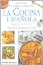 el gran libro de la cocina española ana maria calera 9788431526474