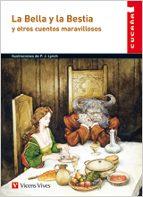 la bella y la bestia. educacion primaria. material auxiliar-agustin sanchez aguilar-9788431661274