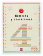 numeros y operaciones 4: cuaderno (2º educacion primaria) carmen sanchez viñambres 9788434897274