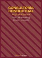 consultoria conductual: terapia psicologia breve-maria xesus frojan parga-9788436812374