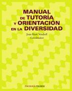 manual de tutoria y orientacion en la diversidad-9788436820874