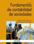 fundamentos de contabilidad de sociedades (3ª ed.)-beatriz torvisco manchon-rosa olias de lima y heras-9788436834574