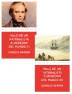 viaje de un naturalista alrededor del mundo (2 vol)-charles darwin-9788446007074