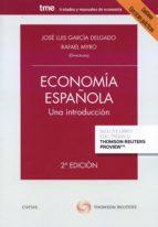 economia española. una introduccion 2015 (2ª ed.)-jose luis garcia delgado-9788447047574