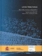 leyes tributarias. recopilacion normativa 2017-9788447608874
