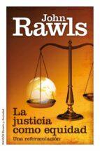 la justicia como equidad-john rawls-9788449326974