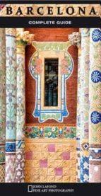barcelona guia turistica ingles-john lafond-9788461683574