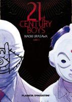 21 century boys nº 1 naoki urasawa 9788467458374