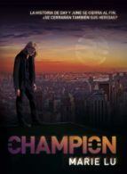 champion marie lu 9788467574074