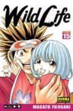 wild life (vol.15) masato fujisaki 9788467900774