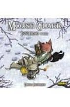 mouse guard: invierno 1152 david petersen 9788467902174