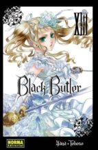 black butler 13-yana toboso-9788467914474