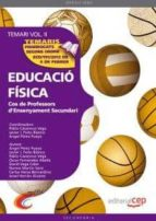 COS DE PROFESSORS D ENSENYAMENT SECUNDARI. FILOSOFIA TEMARI (VOL. 2)