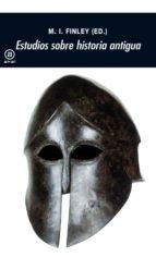 estudios sobre historia antigua-moses i. finley-9788473395274