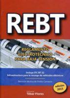 rebt. reglamento electrotécnico para baja tensión-9788473605274