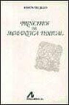 principios de semantica textual-ramon trujillo-9788476352274
