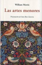 las artes menores-william morris-9788476519974