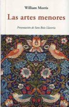 las artes menores-william morris-9788476519974