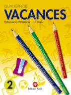 quadern de vacances 2 primaria 9788478874774